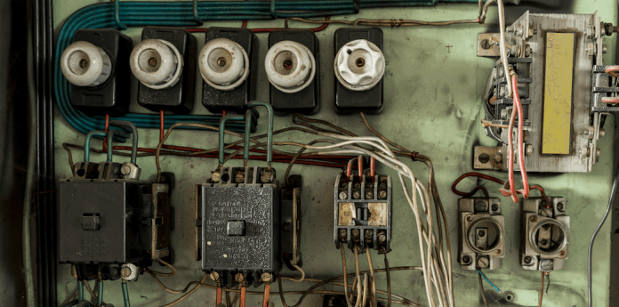 knob and tube wiring fuses and other electrical upgrades