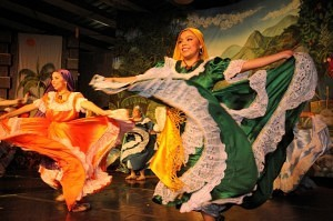 Folklorama is one of the biggest cultural events in Winnipeg folklorama