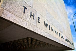 Winnipeg Art Gallery is a respected Winnipeg attraction