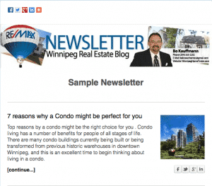 Real Estate e-news