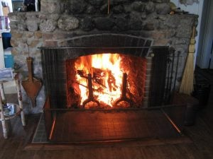 Keep the home fire safe: Fireplace safety