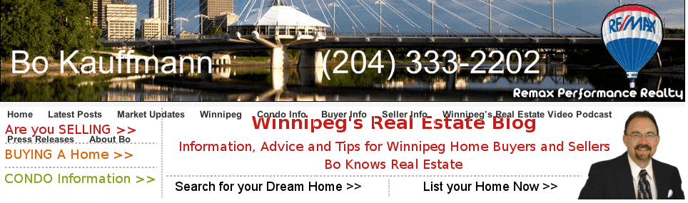 Winnipeg Real Estate Blog