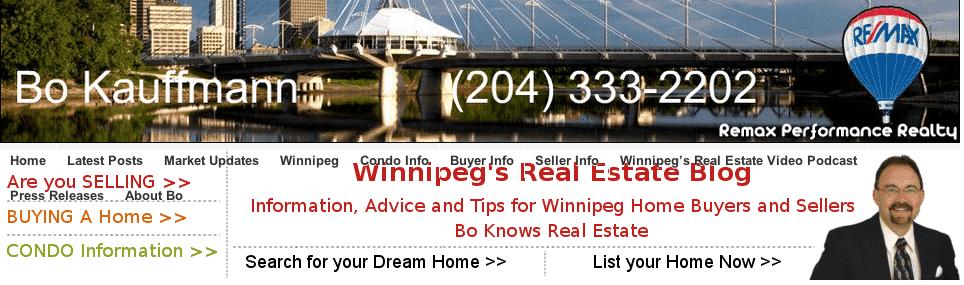 Winnipeg Real Estate Blog
