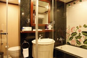 Tech tools to make your bathroom more efficient Home Improvements interior decorating