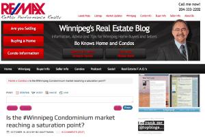 Winnipeg's Real Estate Blog reaches ALEXA milestone, migrates hosting Latest Posts