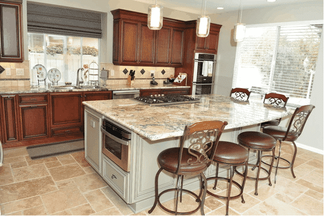 Adding a Kitchen Island to your Home