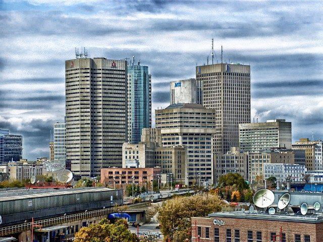 Winnipeg, Canada, Cityscape