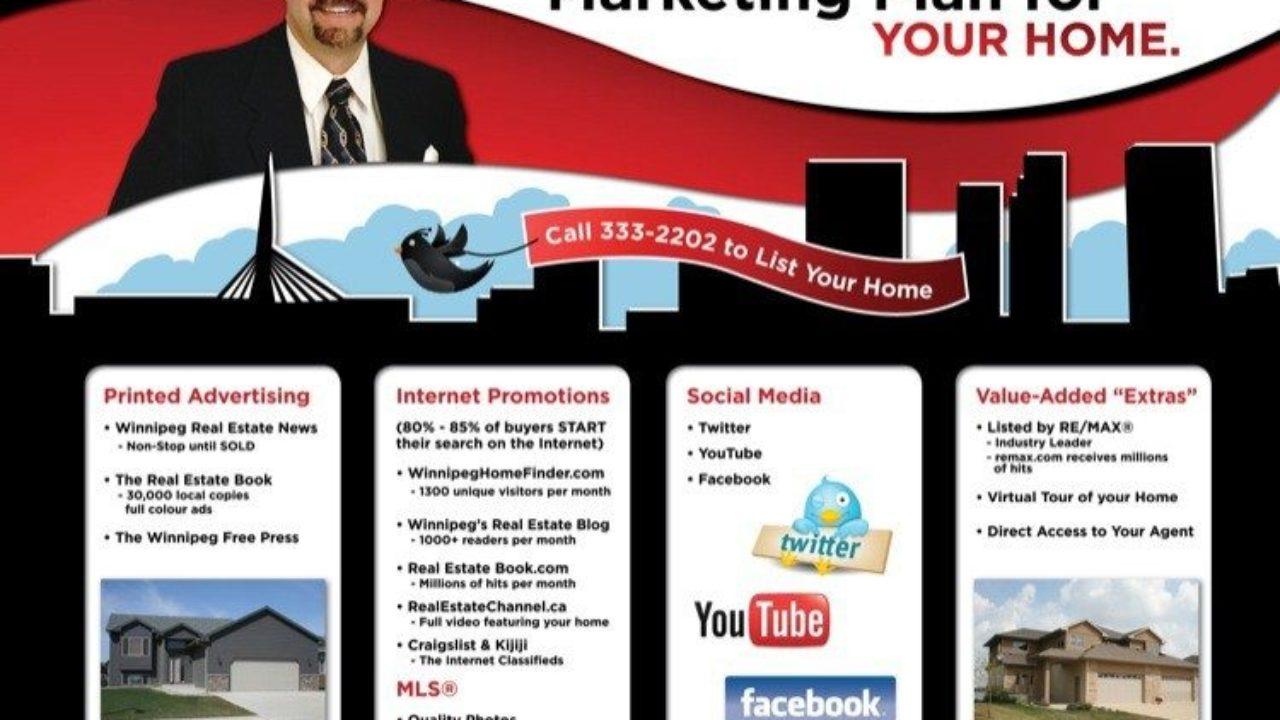 Max 80 Winnipeg >> Bo Kauffmann Marketing Plan To Sell Your Winnipeg House Or Condo