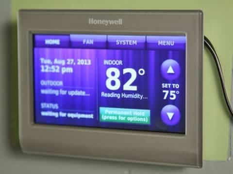 Video thumbnail for youtube video Honeywell WiFi Thermostat for your home - Winnipeg's Real Estate Blog - Dream Home