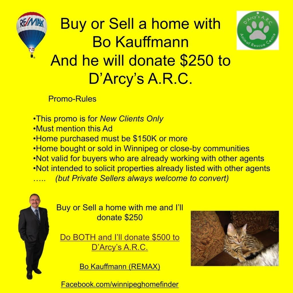 Supporting D'Arcy's Animal Rescue Centre (A.R.C.) agents animal animal rescue buy condo d'arcy's animal d'arcy's animal rescue donate house house or condo love offer rescue sell solicit winnipeg