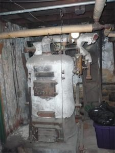 Replacing hot water boiler in your home with government program
