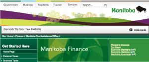 Manitoba Seniors Property School Tax Rebate 2014 Latest Posts