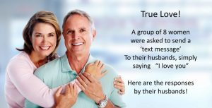 Sunday Humor:  The Meaning of True Love Latest Posts