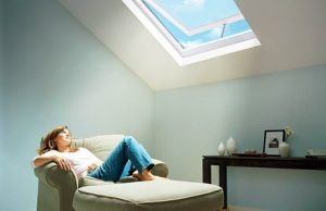 Skylights provide warmth and extra lights for any room