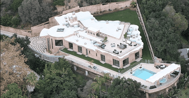 Celebrities and their fabulous homes