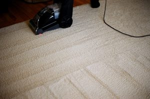 Pic 3 - Clean the Carpet