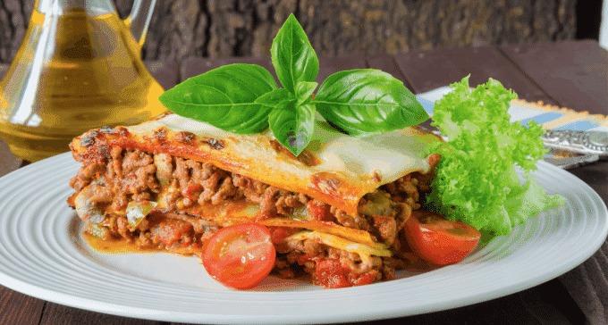 Thanksgiving Turkey Lasagna: A delicious alternative