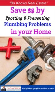 Identify Plumbing Problems in your home | Prevent damage by spotting and fixing plumbing issues early | Plumbing D.I.Y. | #Plumbing #DIY #HomeReno #HomeRepair