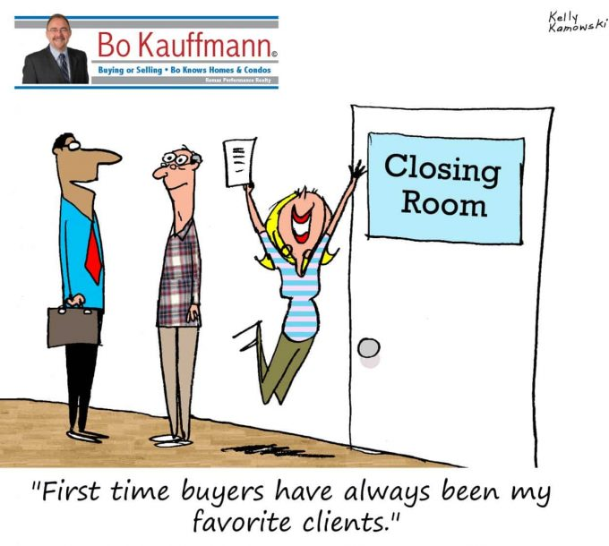 First Time Home Buyers Joy