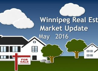 Winnipeg Real Estate update May 2016