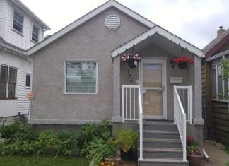 Bungalow home for sale in Riverview