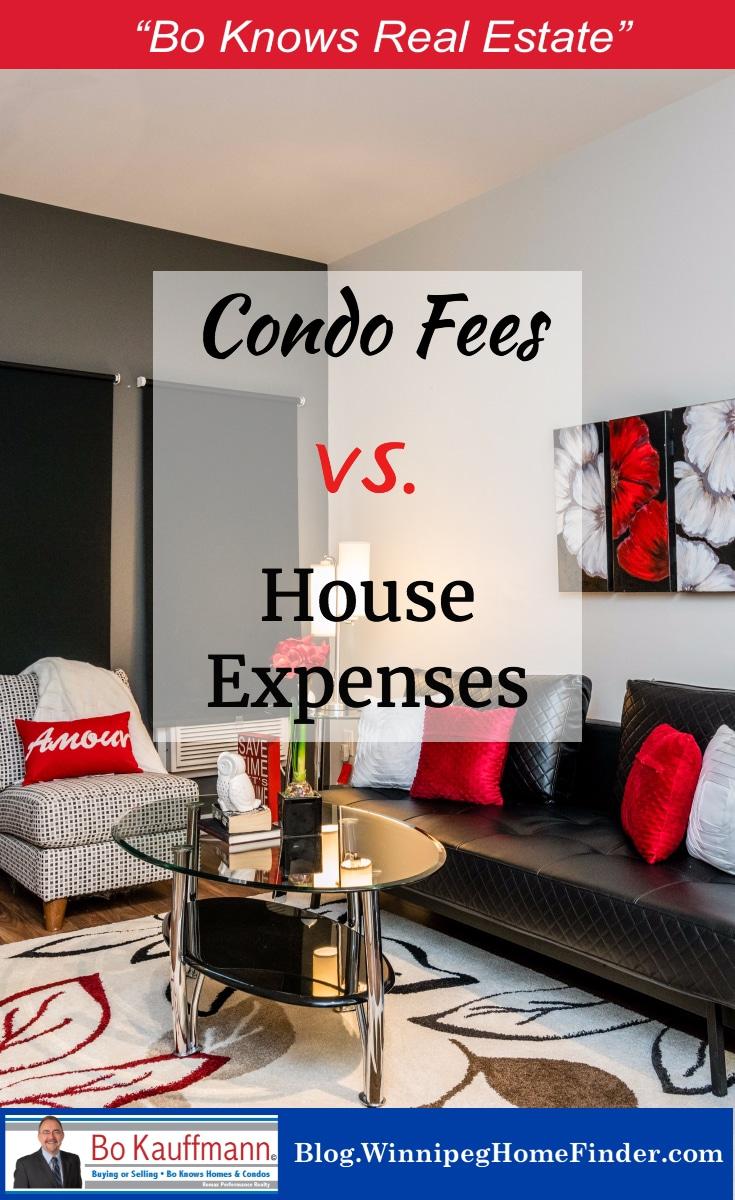 Buying a Condo in Winnipeg: Condo Fees vs. House Expenses