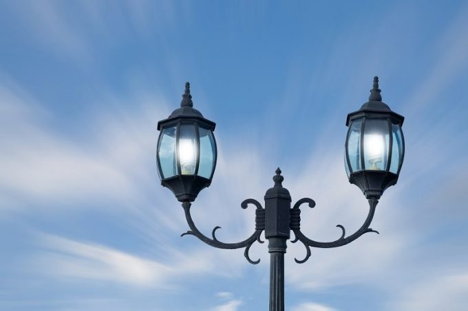Improving Your Curb Appeal With An Outdoor Light Pole Latest Posts  Curb Appeal Electrical Landscaping Summer