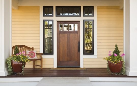 Timber Doors for Your Home: Adding Beauty and Security timber doors