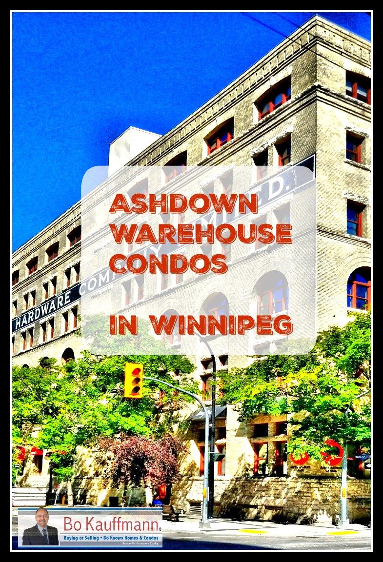 Ashdown Warehouse Condos - 167 Bannatyne Ave - Winnipeg Condo Community