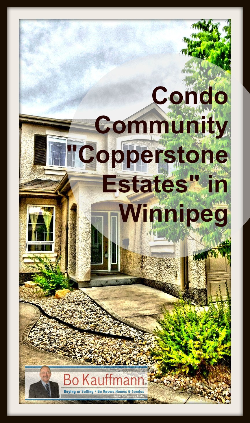 Copperstone Estates - Island Shore Blvd - Winnipeg Condo Community