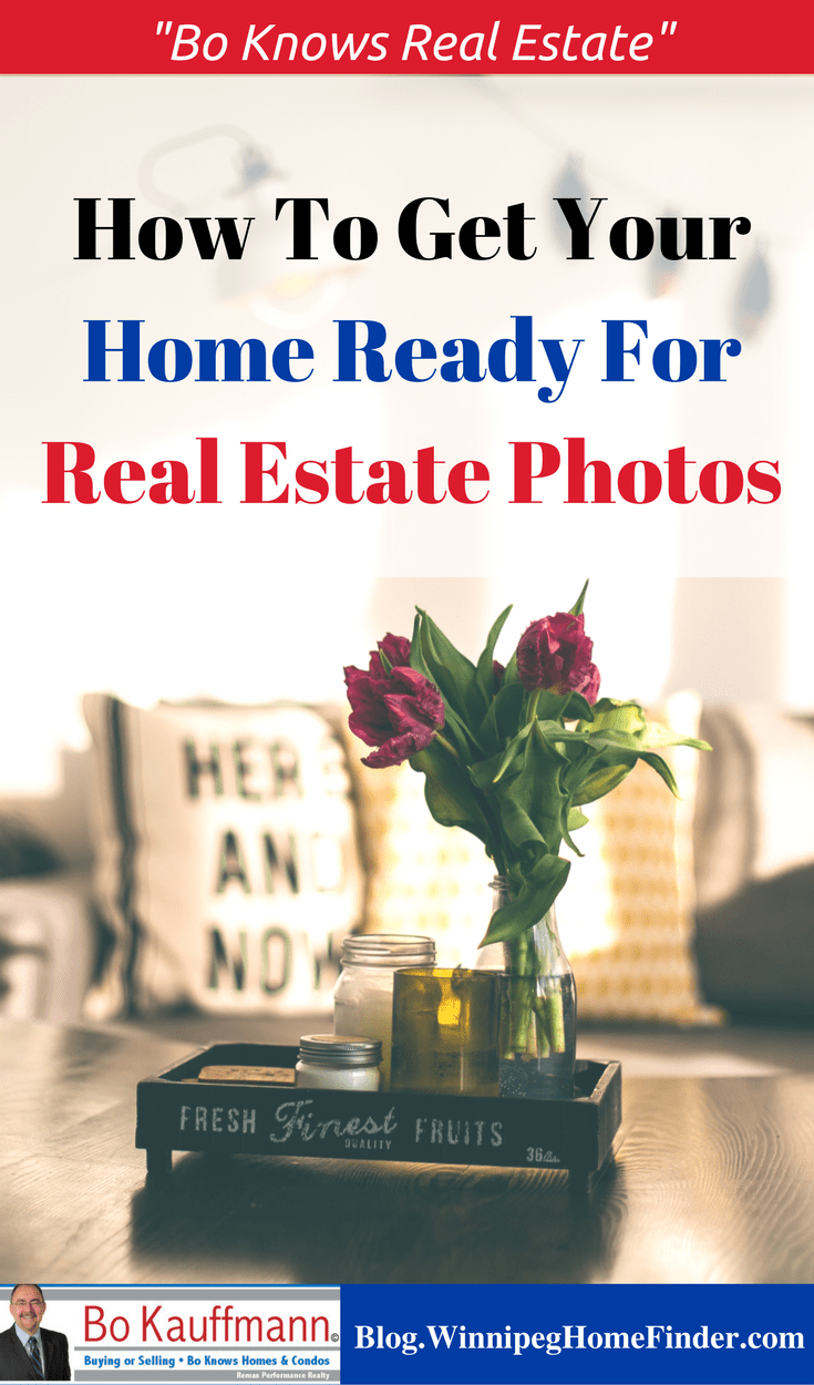 How To Get Your Home Ready For Real Estate Photos