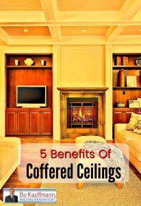 5 Benefits of installing Coffered Ceilings