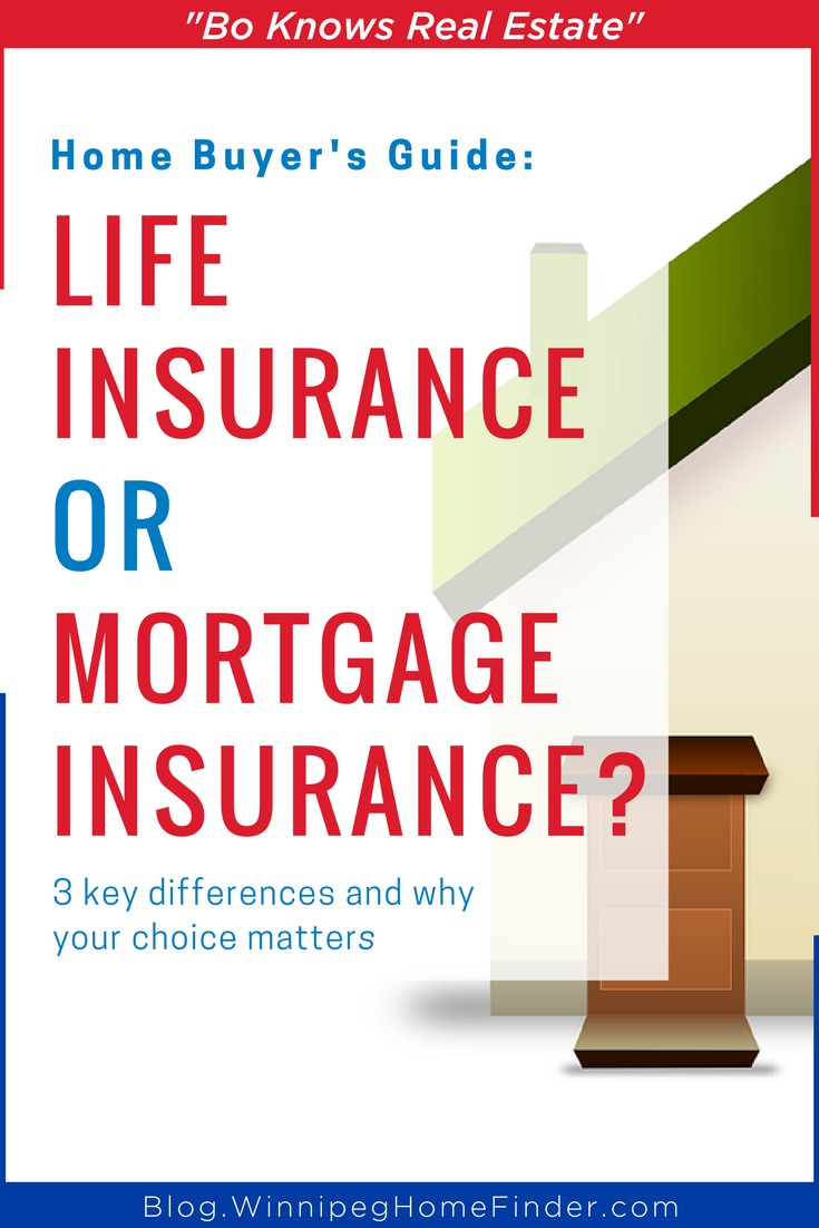 Mortgage Insurance or Life Insurance: Home buyers choices