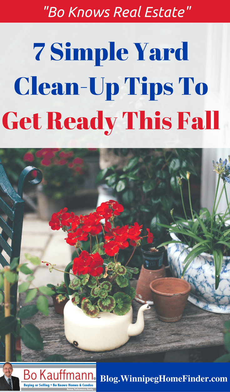 7 Simple Yard Cleanup Tips For Fall - Getting Your Property Ready For Winter