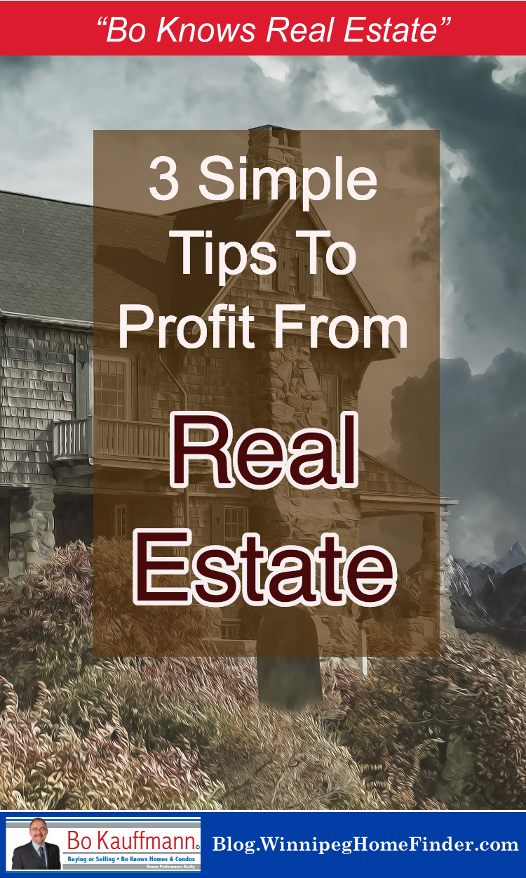 3 Simple Tips To Make Money In Real Estate - Flipping The Myth