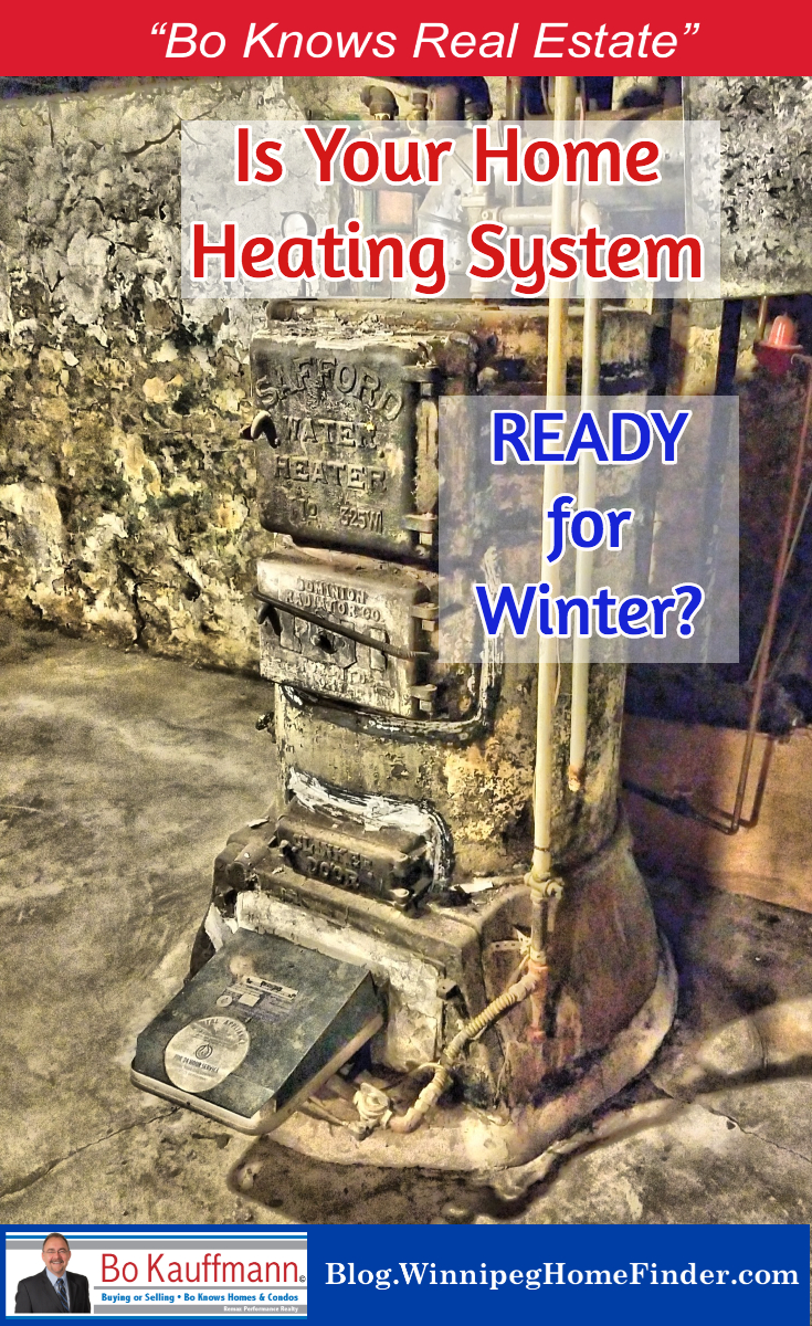 Home Heating System:  Is Yours Ready For Winter?