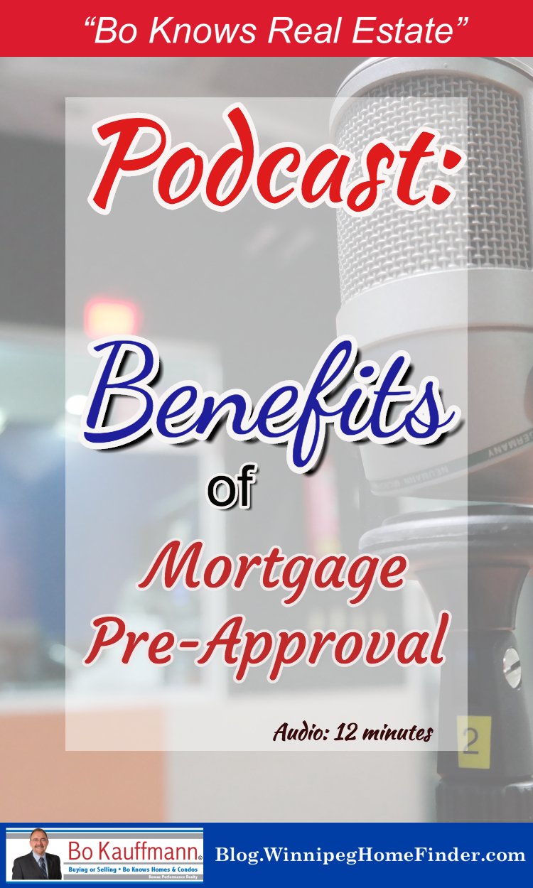 Mortgage Pre-Approval - Process and Benefits - Audio Interview