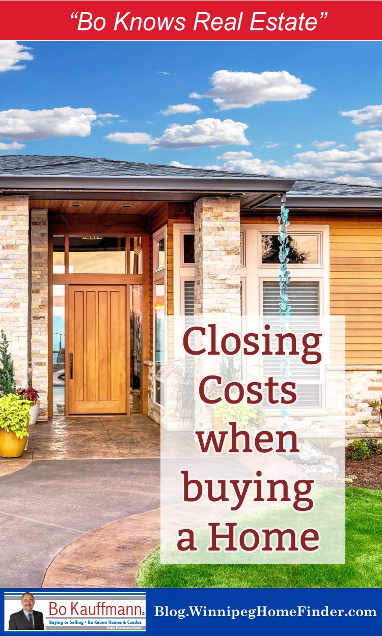 Closing Costs For Home Buyers In Winnipeg