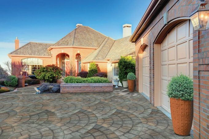 Awesome Uses For Stamped Concrete In Your Home Latest Posts  Home Staging Kitchen Landscaping