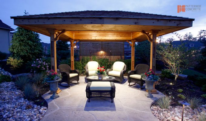 Awesome Uses For Stamped Concrete In Your Home stamped concrete