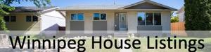 Winnipeg House Listing