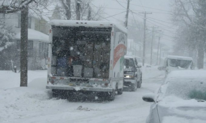 Strategies for Moving During the Wintertime