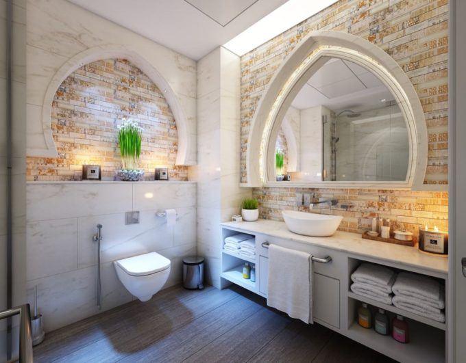 5 Hottest Bathroom Trends