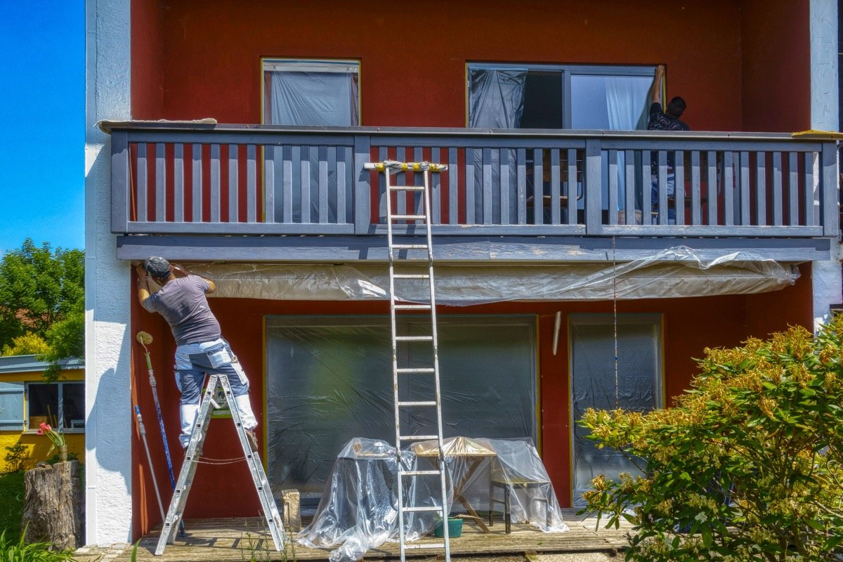 Paint Your Home before selling it