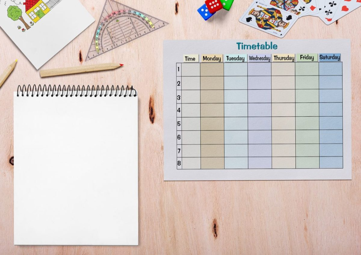 Home Buyers Timetable