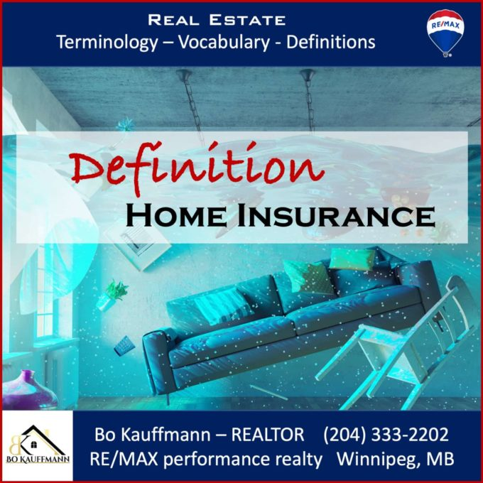 Home or Property Insurance