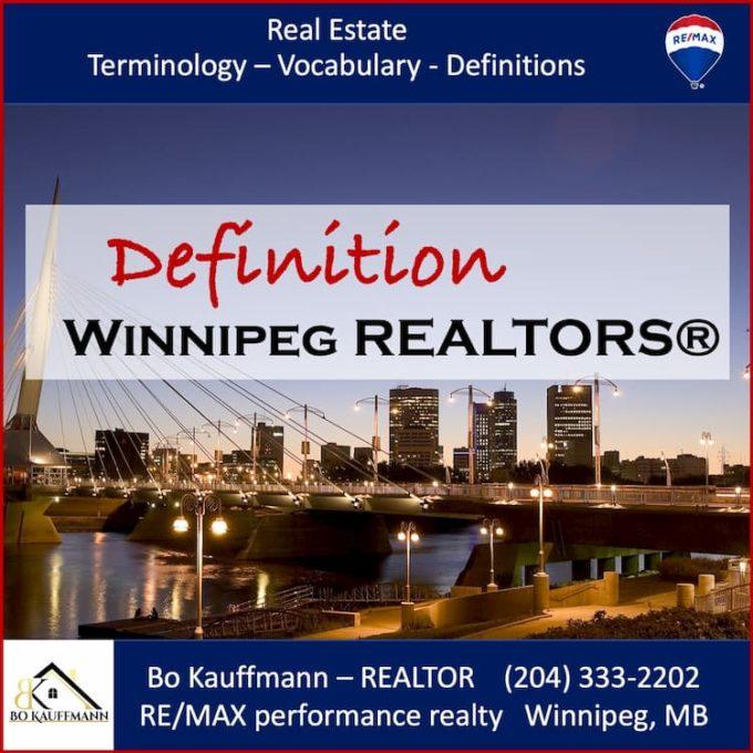 Winnipeg REALTORS