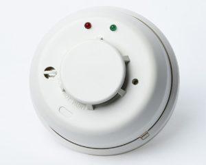 Smoke alarm sensors