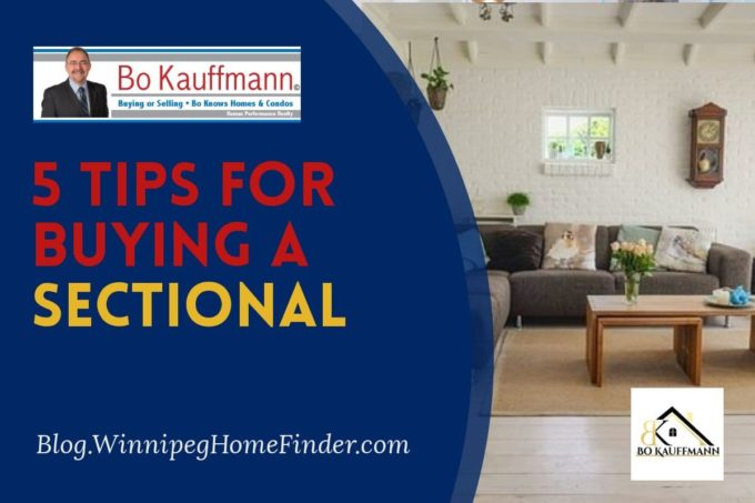 Buying a Sectional for your Home sectional