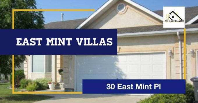 East Mint Villas in Southland Park